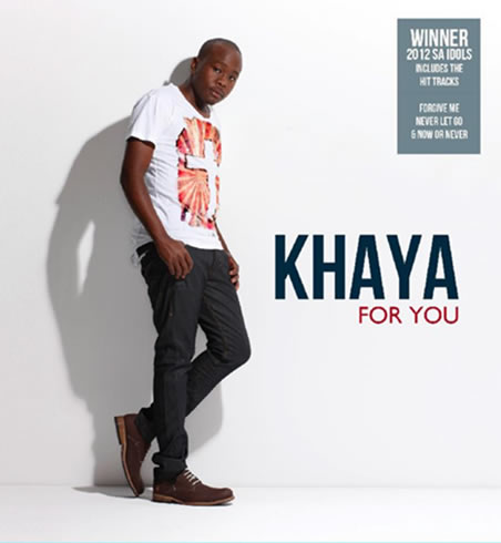 Khaya Mthethwa - For You (Best R&B/Soul/Reggae Album)